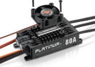 Hobbywing 80A Platinum V4 ESC