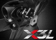 X3L Heckrotor 3-Blatt